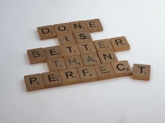 NiceDay blog: Perfectionisme, mag het ietsje minder zijn?