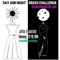 Vogue V1336 - The Day and Night Dress Challenge, Part 2