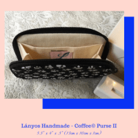 Lányos Coffee© Purse II - Sewing Pattern