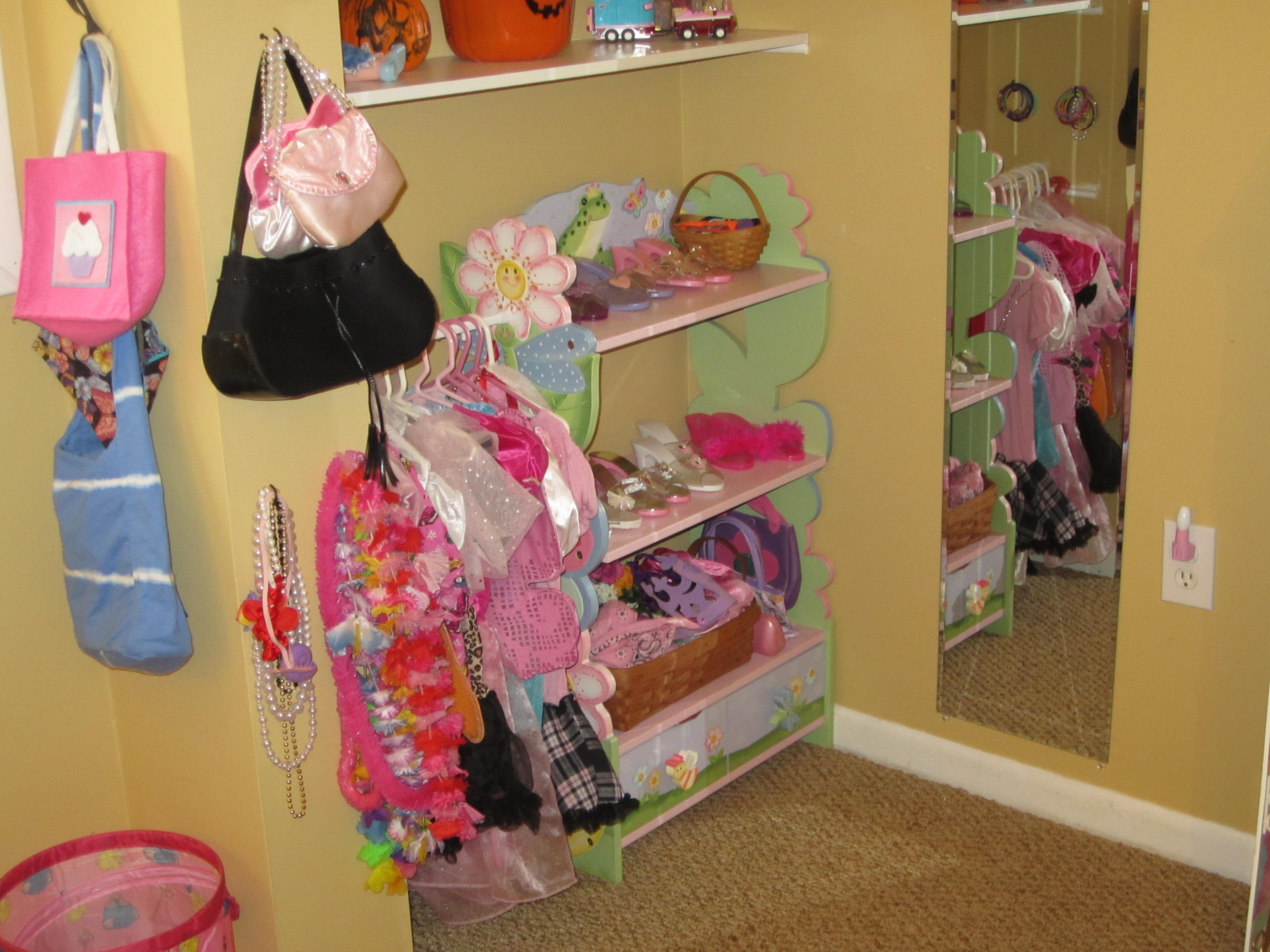 Organizing My Daughter S Room