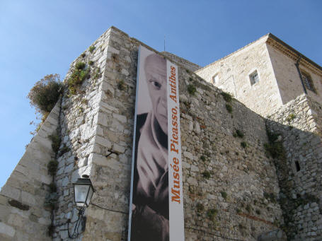 Picasso Museum Near Nice France Musee Picasso