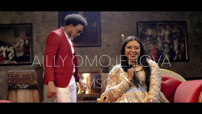 Ailly Omojehova Carry Me (Remix) ft Samsong