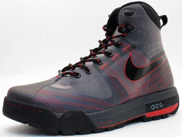 14ad45bd4b61 Nike Air Zoom Ashiko Black Red Nike ACG Ashiko