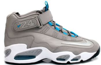 Nike Air Griffey Max 1 Grey Marina Blue  9b94b2928