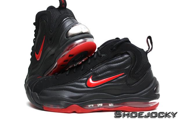 ... Nike Air Total Max Uptempo Black Varsity Red 790d67d7c230
