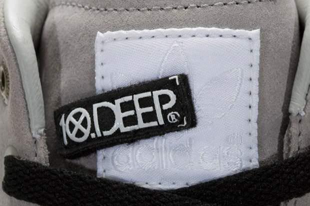 "10.Deep x adidas Stan Smith Mid ""Raw Dogs"""