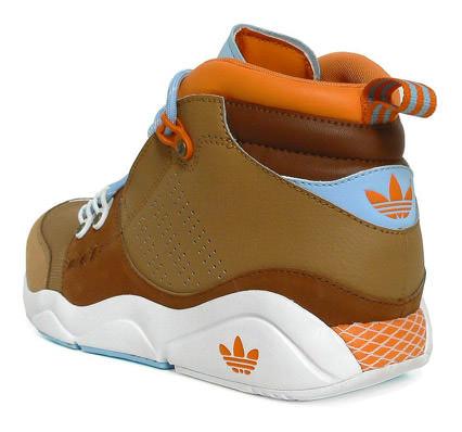 adidas Originals Fortitude Mid Dark Sand
