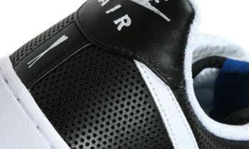 cad47a4bde21a Futura x Nike Air Force 1 Low Black White