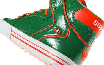 """Supra Vaider """"St Paddy's Day Clover"""""""