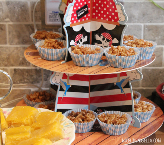 A Pirate-themed 1st Birthday Party