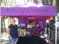 Krafts by Witch Knight - always something wonderful to find at Emma's stall