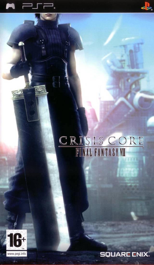Amazon. Com: final fantasy vii advent children [umd for psp.