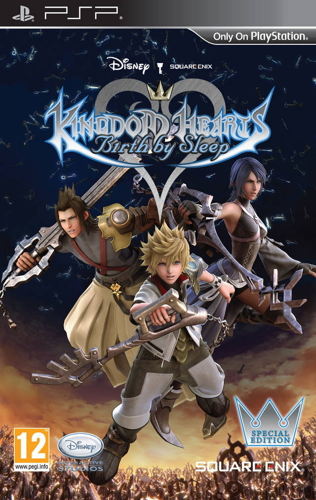 download kingdom hearts birth by sleep psp iso europe