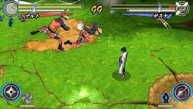 naruto ultimate ninja heroes 2 psp ita download