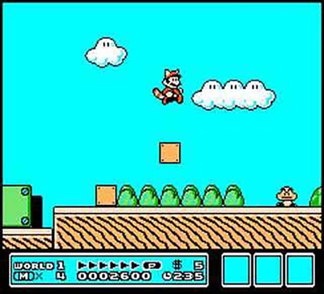 Super Mario Bros. 3 (Japan) NES ROM