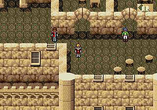 Phantasy Star Sennenki No Owari Ni Japan Genesis Rom