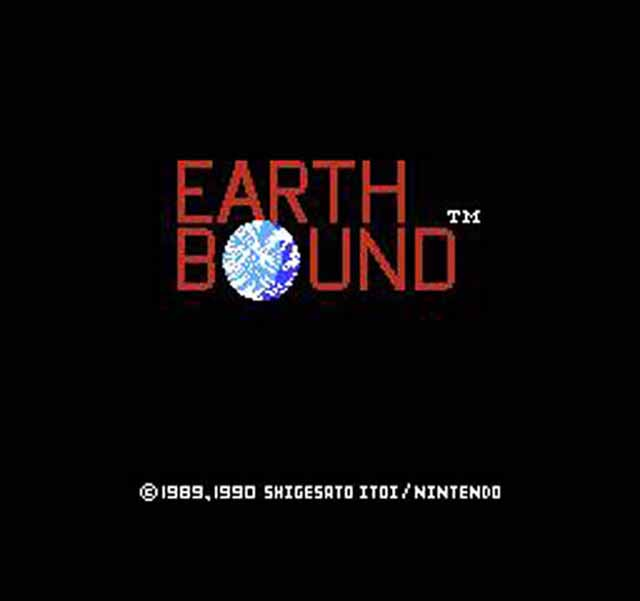 earthbound gba rom