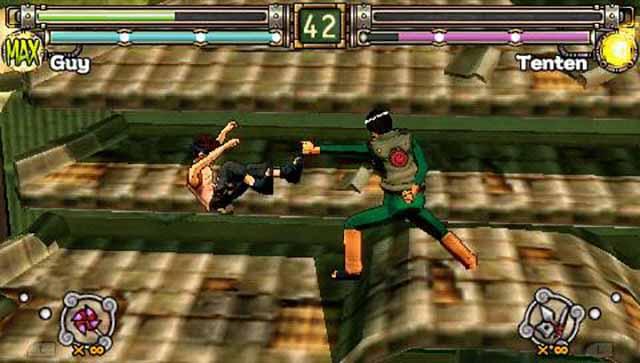 download naruto - ultimate ninja heroes 2 - the phantom fortress (usa)