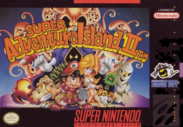 Super Adventure Island Ii Usa Snes Rom Nicerom Com Featured