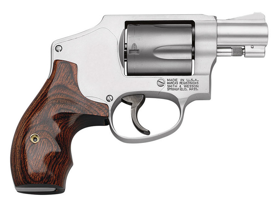 S&W – .38 Special