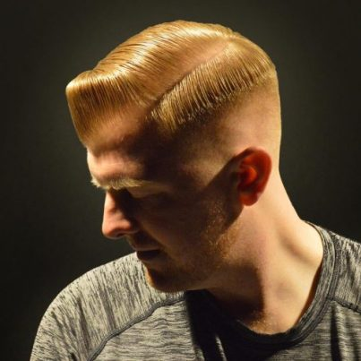 Combover - Taper Haircut Trends