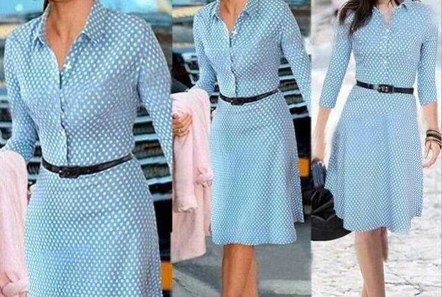 polka-dot dress – 9 Ways to Mix & Match Polka-dot Motifs
