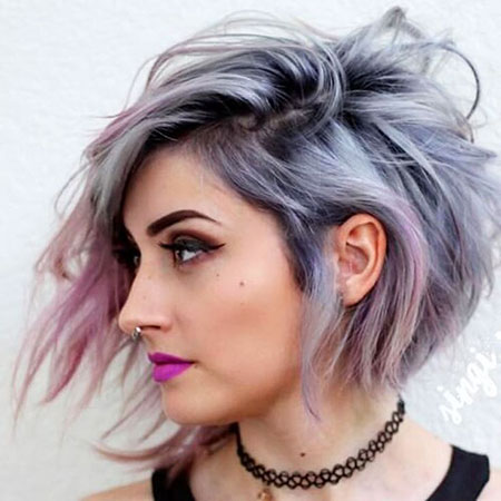 Trendy Short Haircut