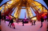 Ice Skating On The Eiffel Tower Is Yet Another Reason To Go To Paris In The Winter