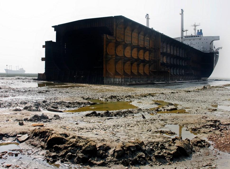 "Photo Credit: ""CTG. Ship Breaking 05"" by Naquib Hossain"