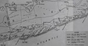 "Army Corps of Engineers, ""Atlantic Coast of Long Island, N.Y.: Fire Island Inlet to Montauk Point Considered Plan of Improvement,"" Beach Erosion Control Cooperative Study and Interim Hurricane Survey, May 1959."