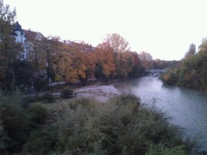The River Isar , Wiki Commons