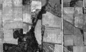 Aerial Photo of Prince Edward Island National Park, 1935
