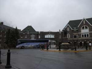 Van Horne at the Fairmont Banff Springs Hotel