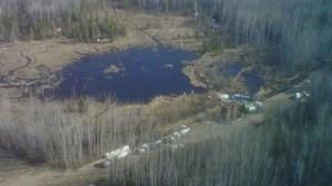 Recent Oil Spill