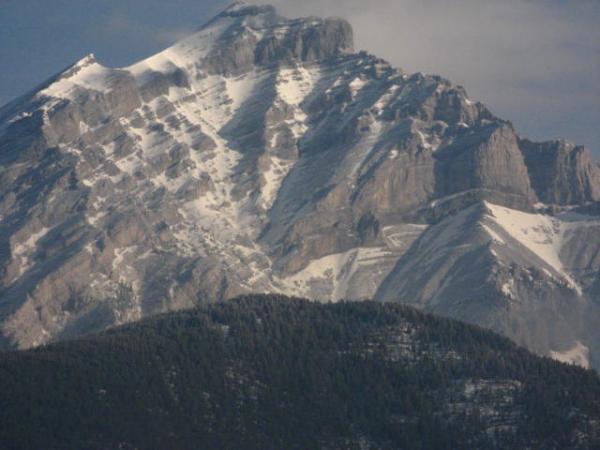Signposting a cultural and natural history of Banff National Park.