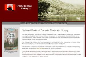 ParksCanadaHistory-screenshot