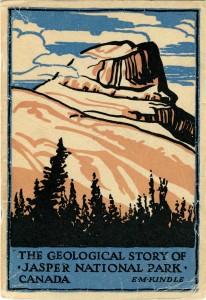 E.M. Kindle, Jasper National Park, c1929