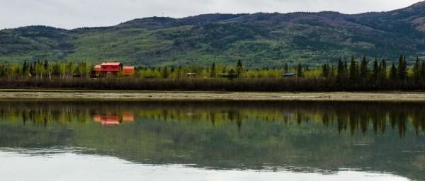 Development on the Yukon River