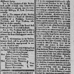Kingston Gazette, 11 February 1817
