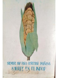 Turning Corn into a Commodity, Monitor del INFOP, December 1951.