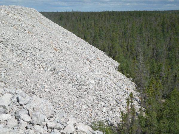 ice-blink-pine-point-waste-rock