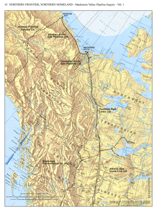 Berger map