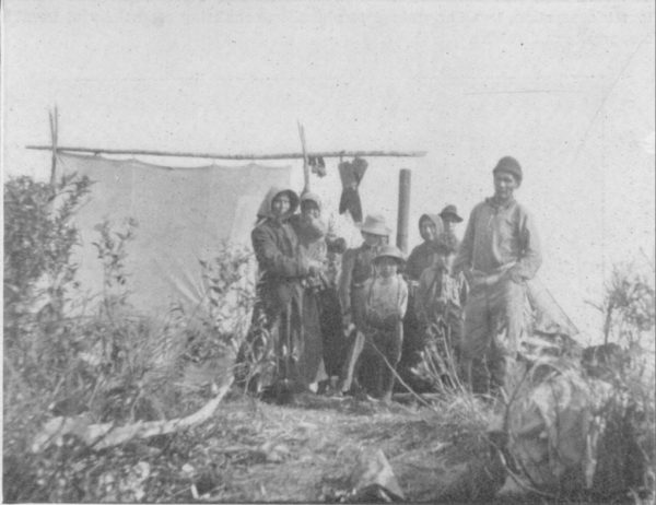 OBM 1911 Indians on Nighthawk Lake