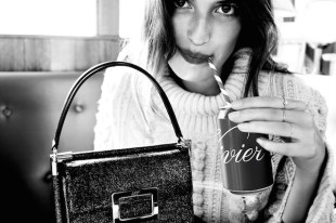 Roger Vivier Fall 2015 Campaign