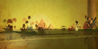 Flashback Sequence - Ancient Egypt