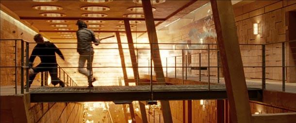 Interior Eco Hotel - Final Film Shot