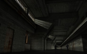 Interior Korean Prison - Development