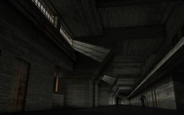 Interior Korean Prison - Development