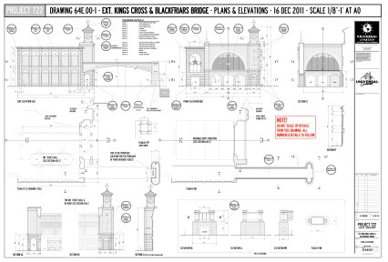 KX - construction drawings