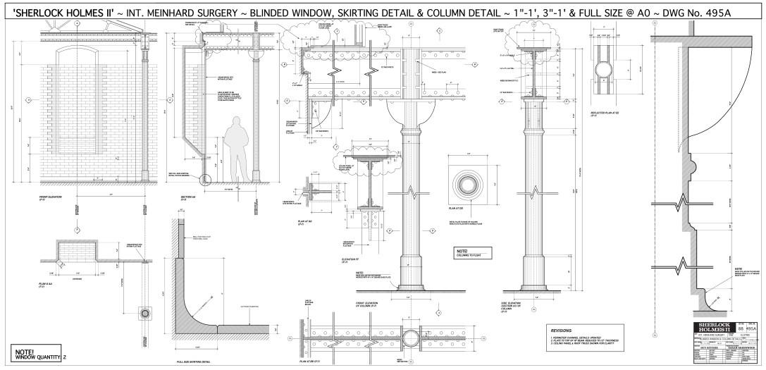 Interior Meinhard Surgery - Details